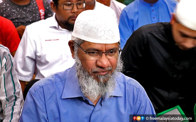 We don't need to protect Zakir Naik, says Lawyers for Liberty