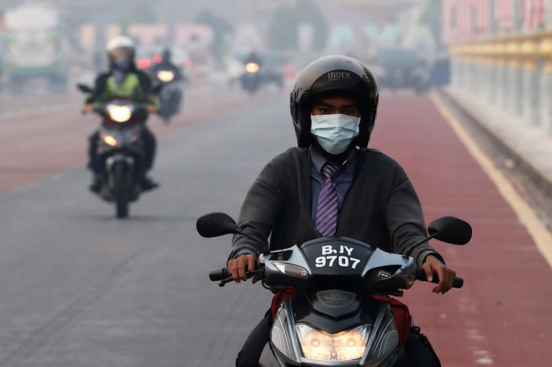 Haze-inspired Spotify list re-emerges as situation worsens in Malaysia