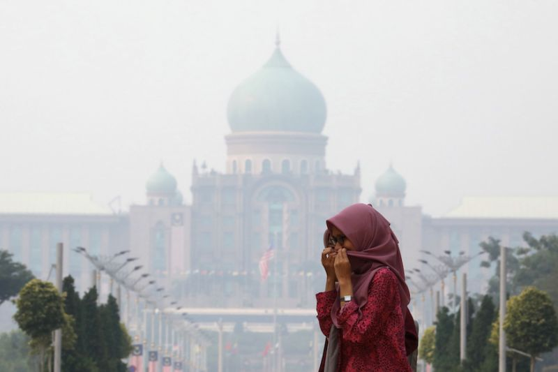 Ahead of climate strike, group says time for public to respond to haze crisis