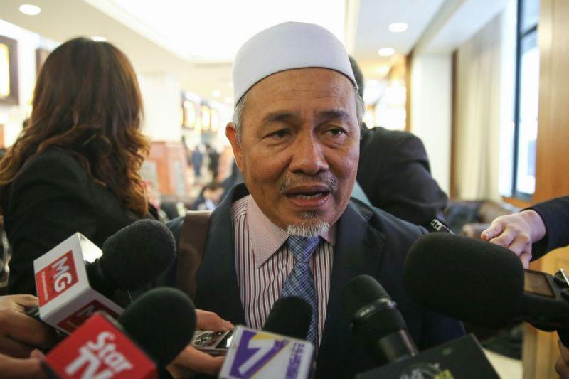 Accusing DAP of Christianisation, PAS leader cites Steven Sim's 'Kingdom of God' remarks as evidence