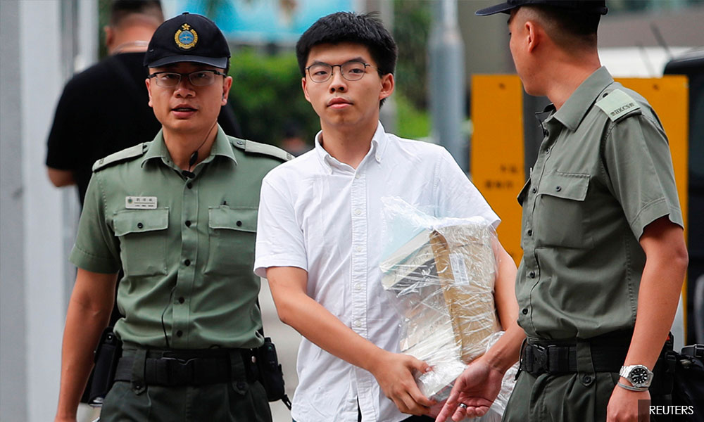 Activists urge US Congress to pass Hong Kong bill
