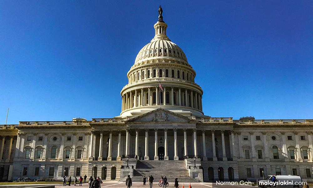 US Congress to advance 'Hong Kong Human Rights and Democracy' bill