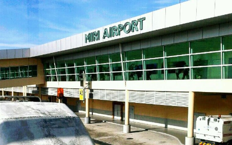 Man claiming to have 'bomb' held at Miri airport