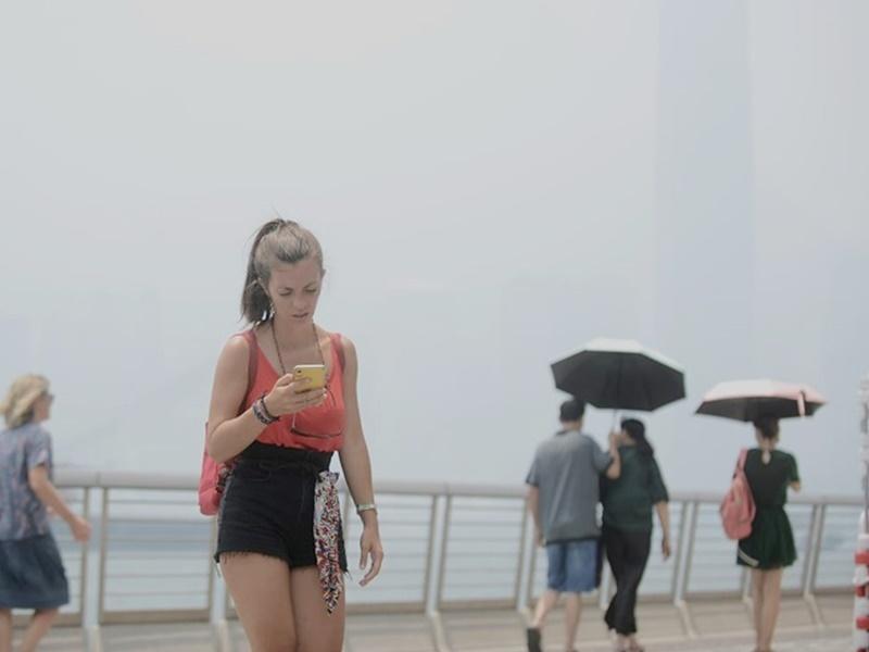 高空反气旋影响 预测空气污染或达「严重」水平