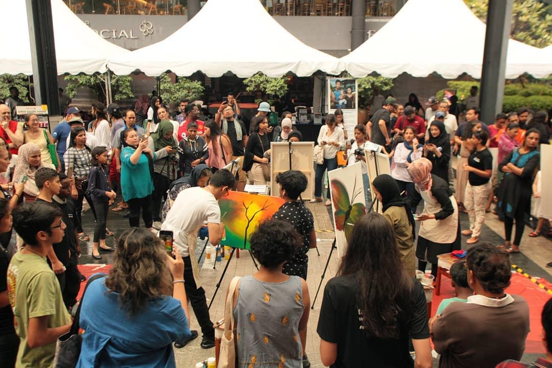 FreedomFilmFest returns with 30 films, art battle and workshops