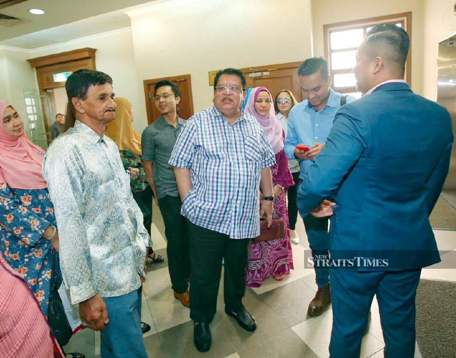 Ku Nan wants corruption trial to be presided over by different judge