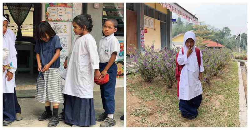 Cameron Highlands teacher's touching tale of Standard One girl who couldn't afford school uniform