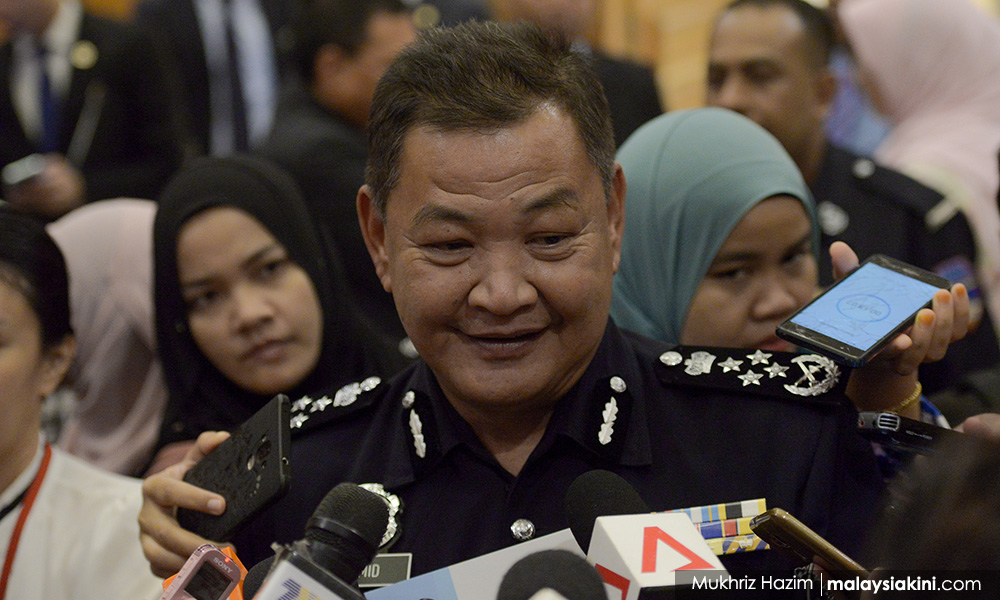 Police yet to receive Adib's inquest report - IGP