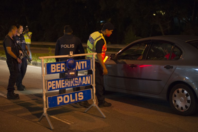 Two men charged with attempted murder after cop run over on Xmas eve in Melaka