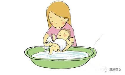 入秋6不洗,再脏也不要给孩子洗澡!