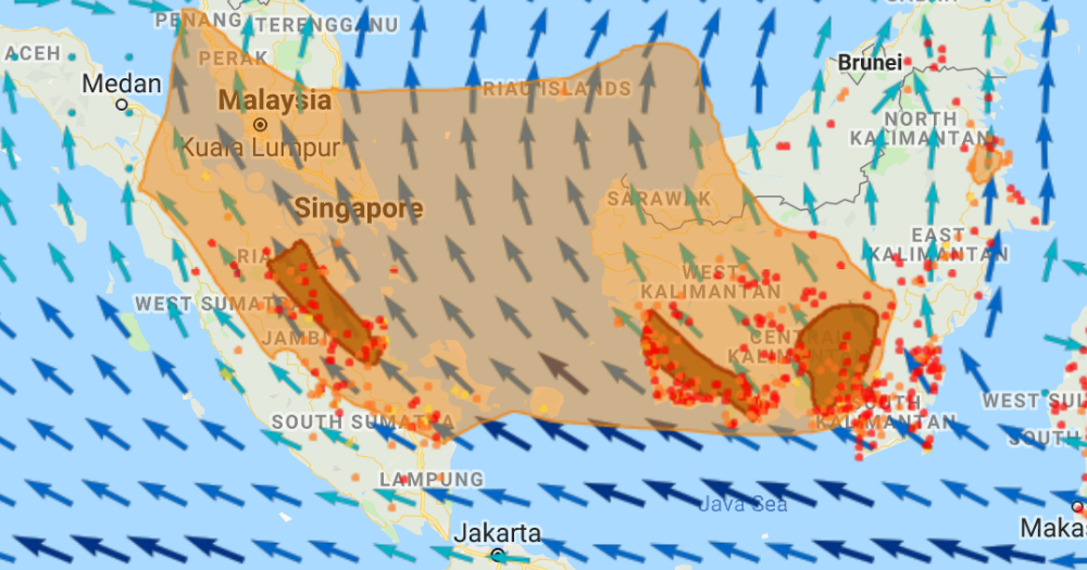 NASA scientist finds Indonesia fires 'reminiscent of 2015', warns about climate-warming gases