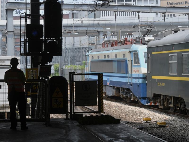 港铁:4班来往广州直通车班次取消 其馀维持正常服务