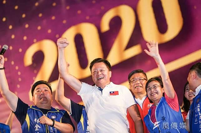 郭台铭退选、韩国瑜稳了? 周锡玮最担心这件事