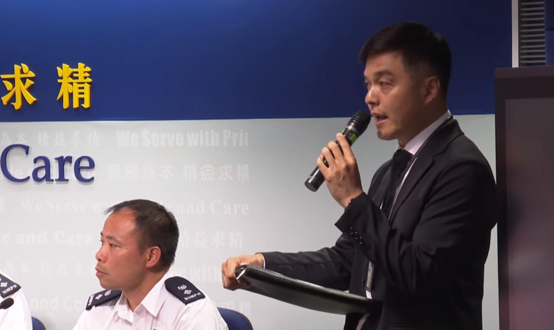 【维港会】央视受访 PPRB警司:记者会秩序难控制