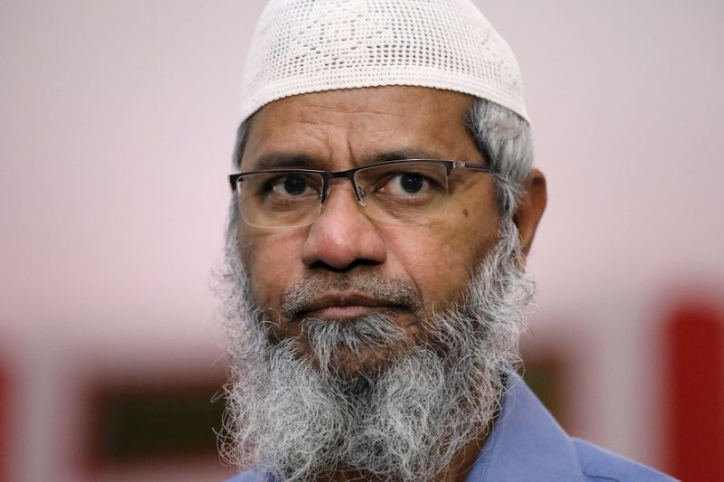 Report: India issues another warrant against Dr Zakir Naik