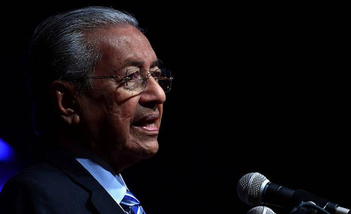Multilateralism under threat: Mahathir