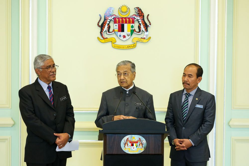 Leaked letter about RM450m project merely suggestion to cut costs, PM says