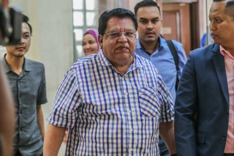 No go for Ku Nan RM1m corruption trial after lawyer filed application to recuse High Court judge
