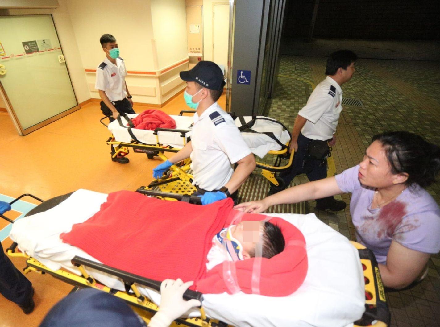 5岁男童上水体育馆看台堕下 头部流血送院