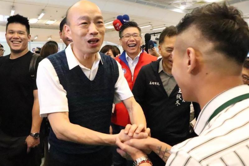 黄暐瀚爆玄机:郭不选后 韩国瑜民调一定会上升