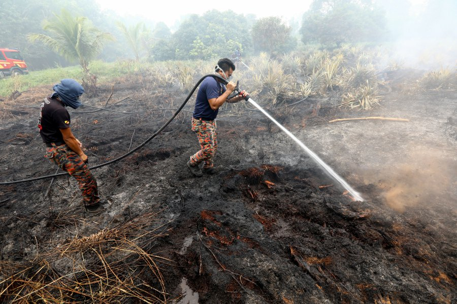 Haze update: Sri Aman air quality 'hazardous' again; no breather for Peninsula