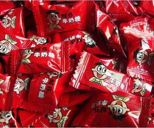 """90后学生时代最香甜的六款糖果,""""早恋""""请买它,能吃到初恋味道"""