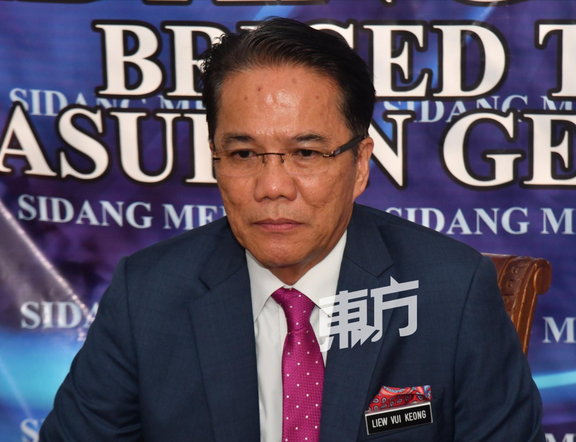 刘伟强:全国各地拘留中心 将安装闭路电视