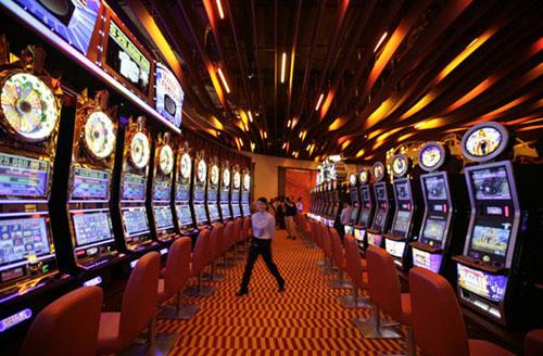 Decision on slot machines final – CM