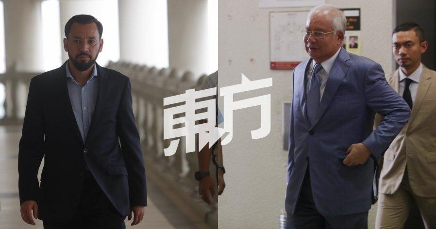 """【1MDB世纪审讯】指纳吉重视""""忠诚"""" 安哈里只好从命"""