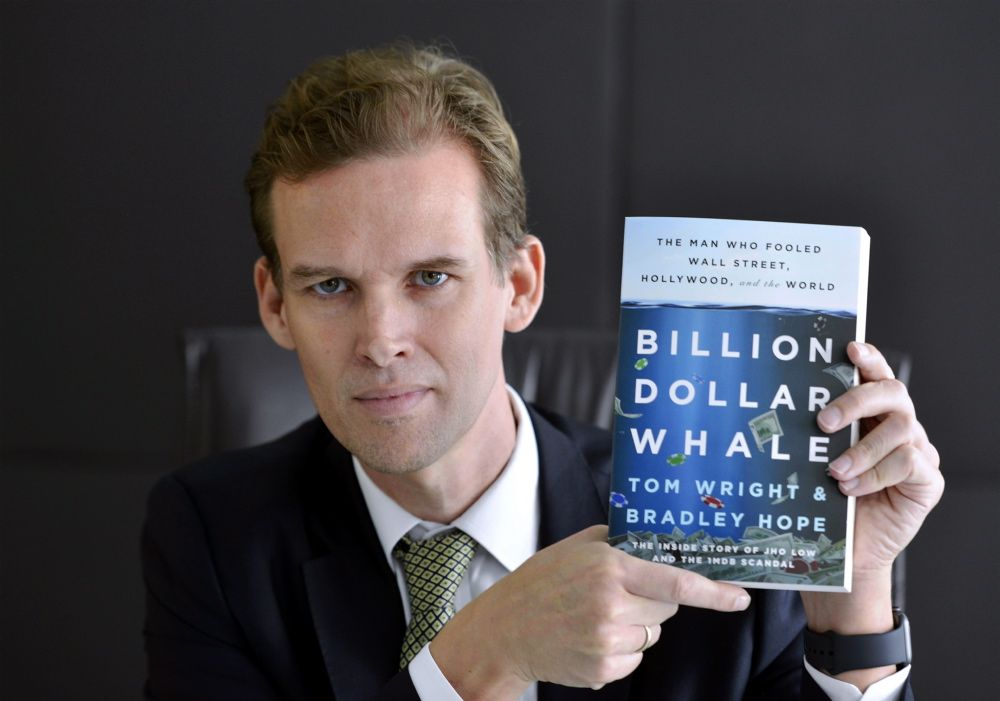 'Billion Dollar Whale' co-author blasts Jho Low's interview with Singapore daily