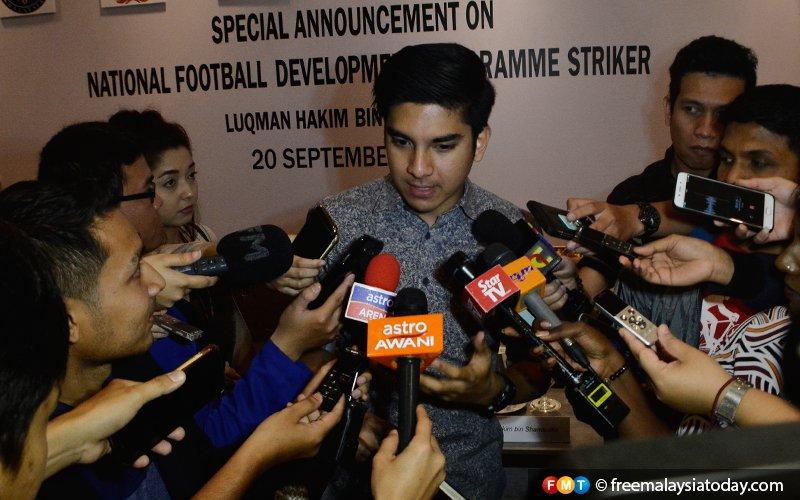 Syed Saddiq hopeful 18-year-olds can vote by GE15