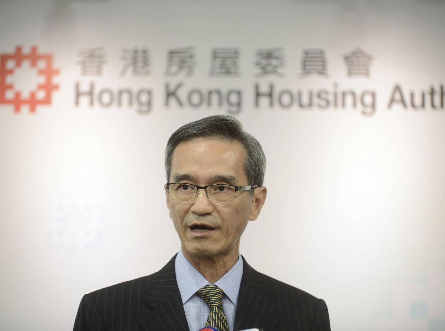 黄远辉:考虑成本效益下 不支持抽查轮候公屋申请者建议