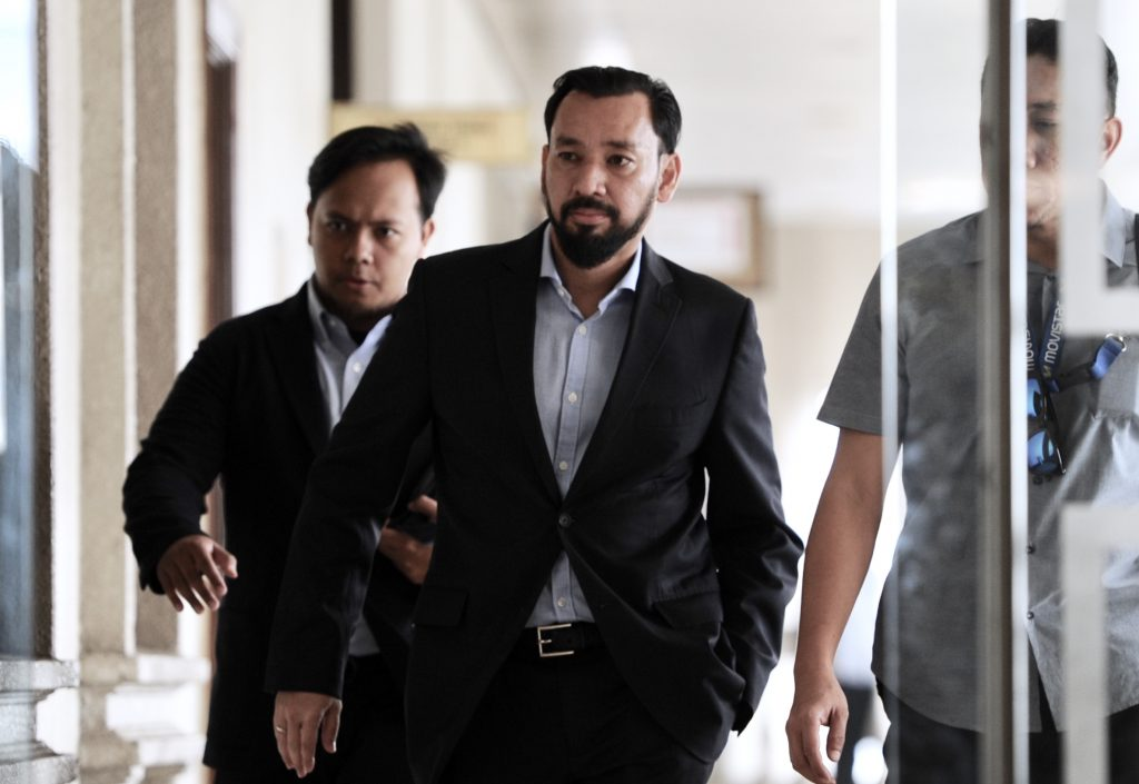 """""""I took orders from the Prime Minister, not from Jho Low"""" says Najib's former aide"""