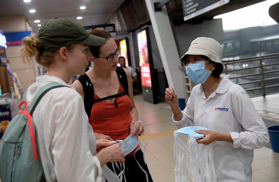 【烟霾来袭】哮喘病例1187增至1375宗
