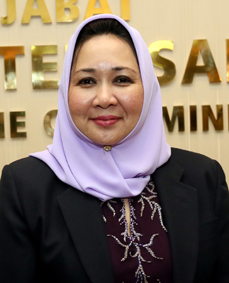 Sharifah Hasidah claims portal took comments out of context