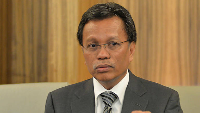 Don't bring politics of disunity to Sabah: Shafie