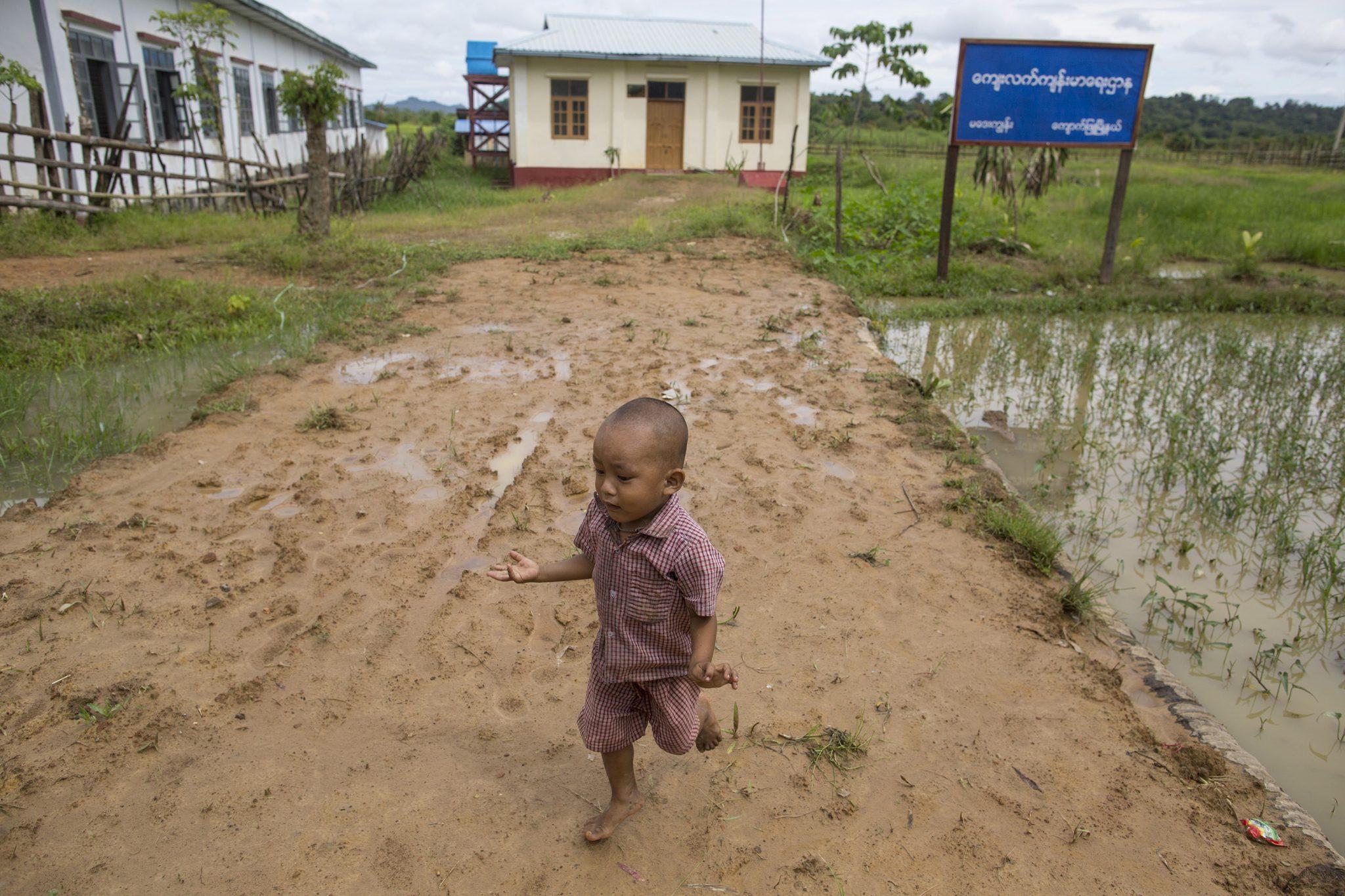Failing drug wars in northern Myanmar