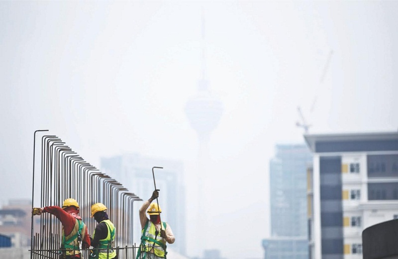 CIDB: RM5b goes out of country through remittances from foreign construction workers