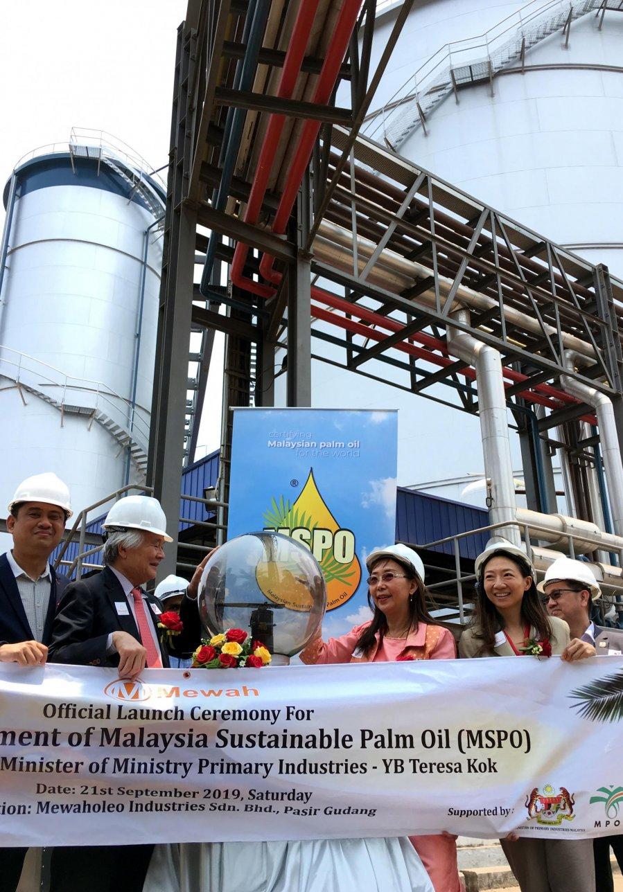 300吨认证棕油出口日本