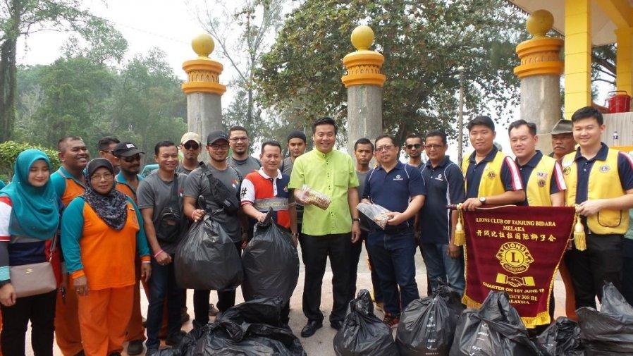回收资源赚积分 7个月收7吨物品