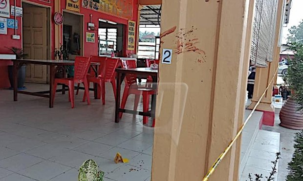 24-Year-Old Survives Being Shot Twice By Gunman On Motorcycle At An Eatery In Tumpat