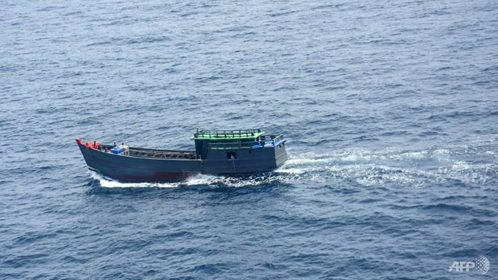 India seizes 1 tonne of ketamine on boat, arrests 6 Myanmar crew