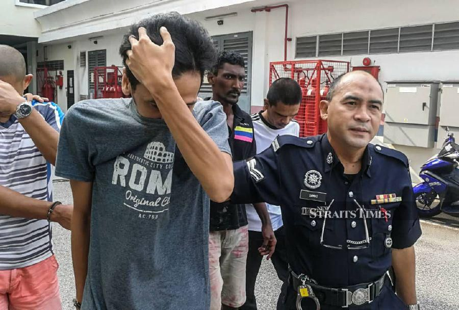 Penang man charged with stabbing security guard to death