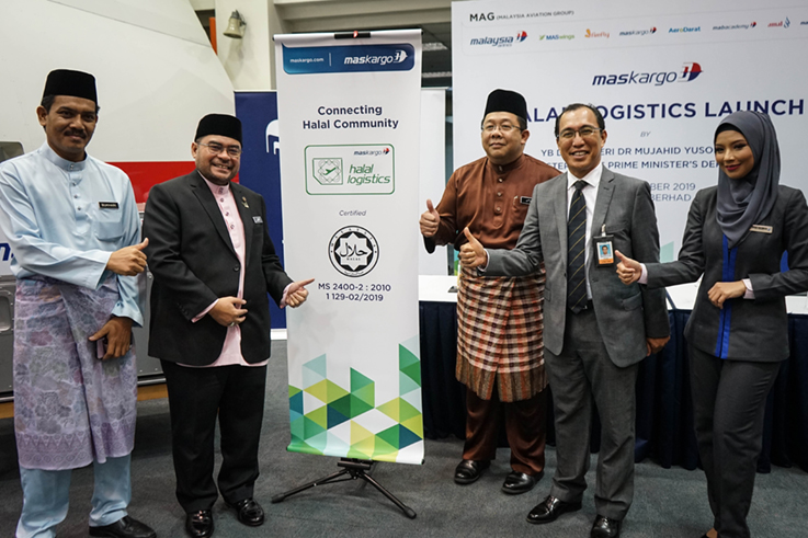 MASkargo introduces halal-certified air freight service for Shariah-compliant food market