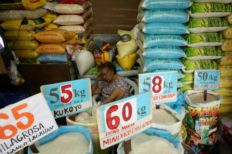 Philippines to nearly triple local rice purchases