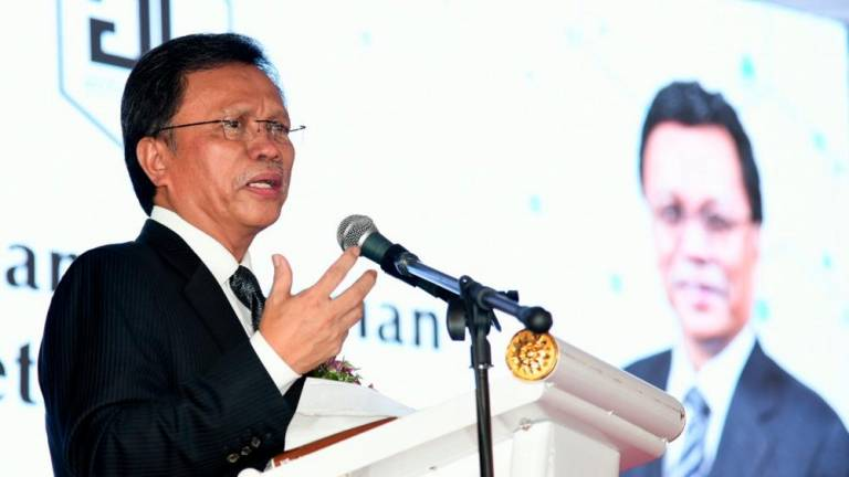 Kowangan platform to foster cooperation between Sabah financial agencies: Shafie