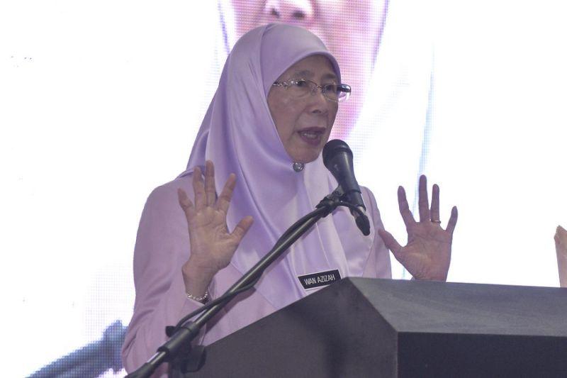 Dr Wan Azizah: Pakatan to discuss Tanjung Piai candidate only after poll dates set