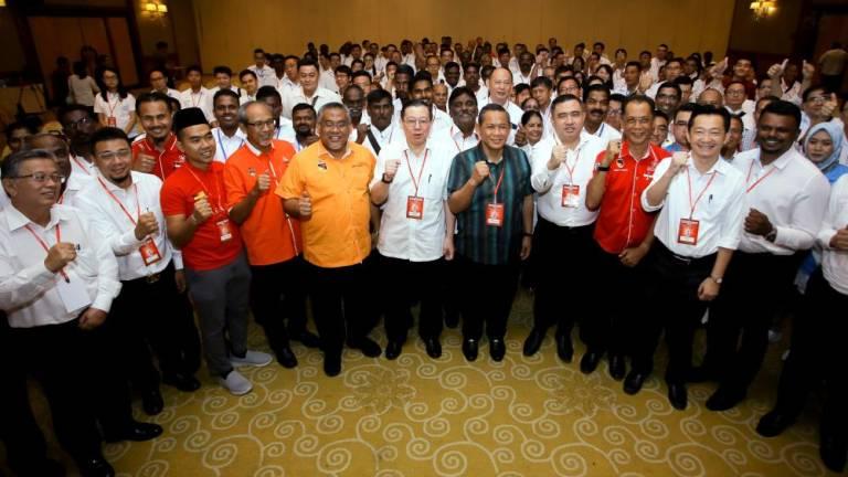 Negri DAP convention passes resolution to make good on PH manifesto promises