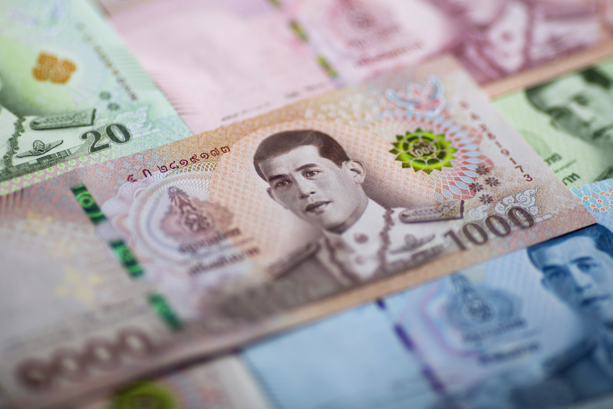 Thailand Looks to Rein in Baht as It Hits 6-Year High