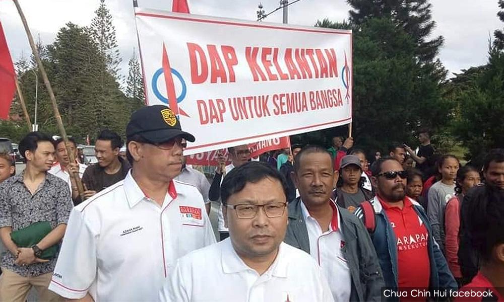 丹行动党再多设7支部,招揽马来暹裔群体